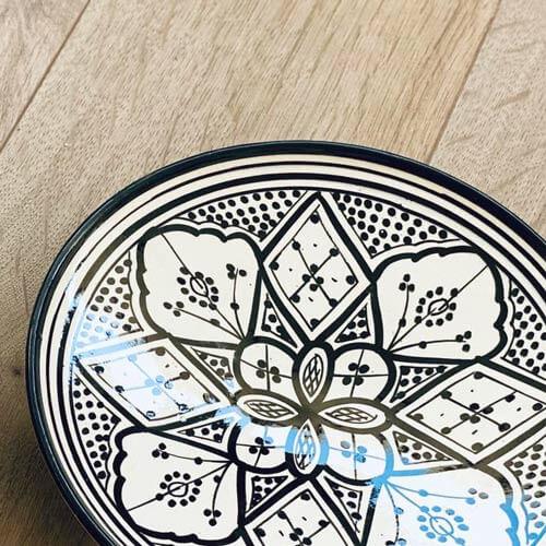 צלחות מרוקאיות